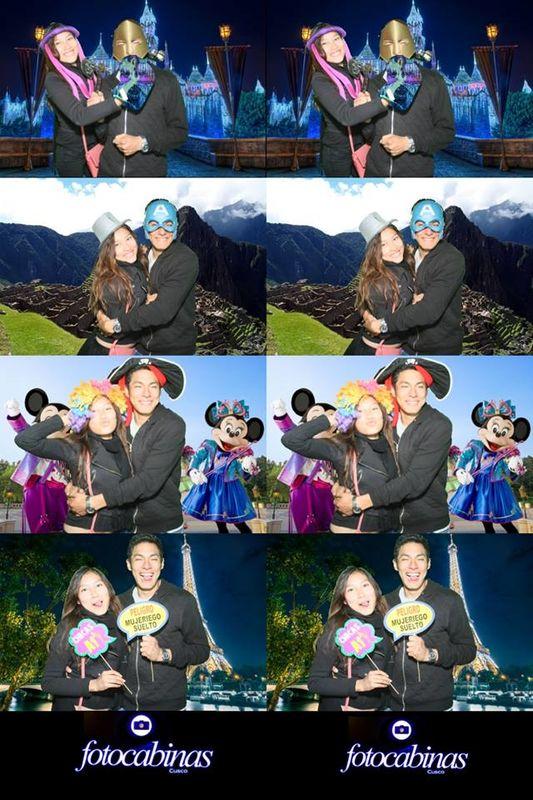 Fotocabinas Cusco