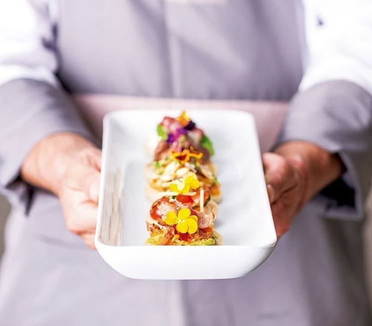 Zentidos Catering Experience