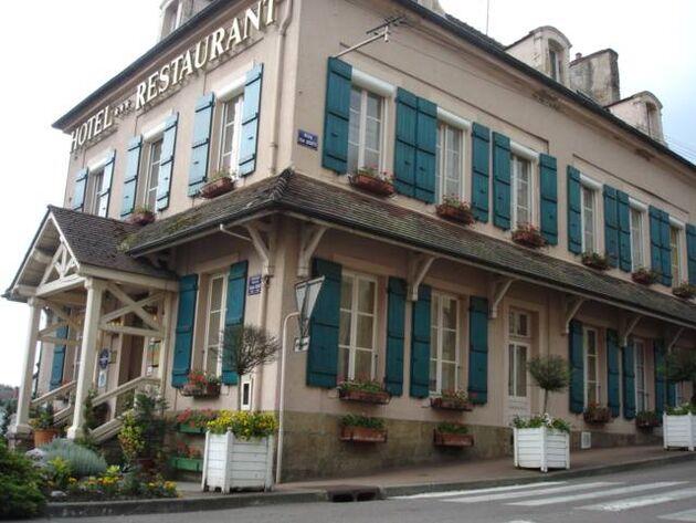 Hôtel Restaurant Chez Camille***