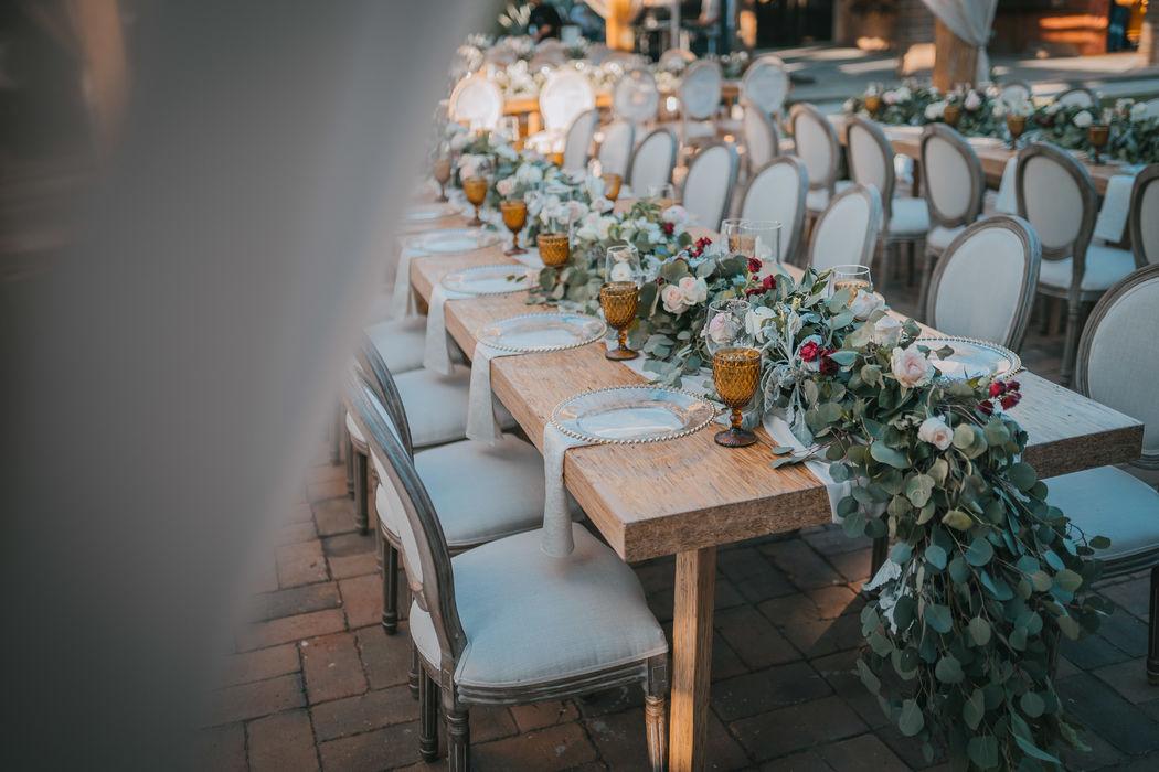 Querer Bonito - Diseño de Eventos