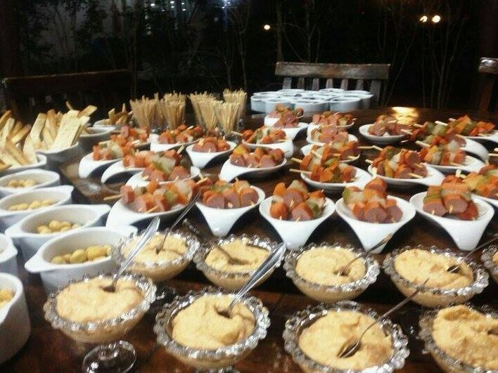 Buffet Mirian Benassi