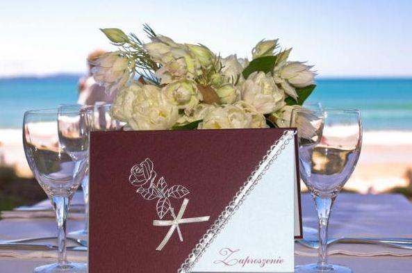 Zaproszenia ślubne Deja Vu