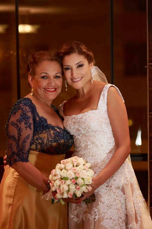 BDL Novia - Ángela Villareal y su mamá Zulmi