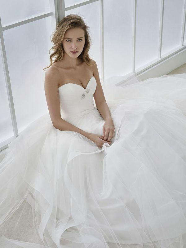 O'Scarlett - White One modèle Floria