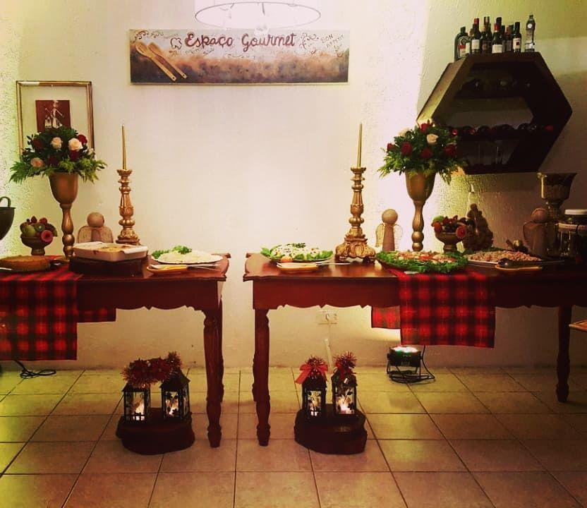 La Galerie Festas e Recepção