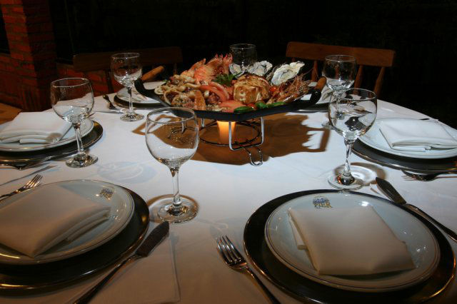 Restaurante Pier 54