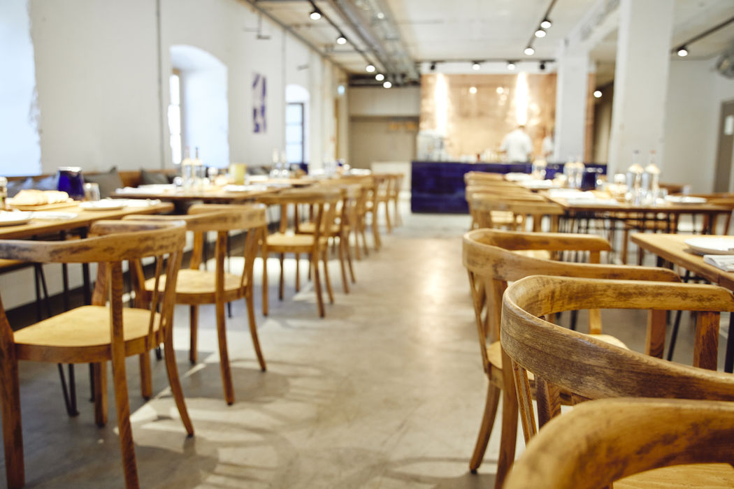 Mangfallblau Fabrikrestaurant