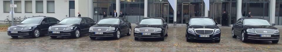 Beispiel: Limousinen, Foto: G&P Limousinenservice.