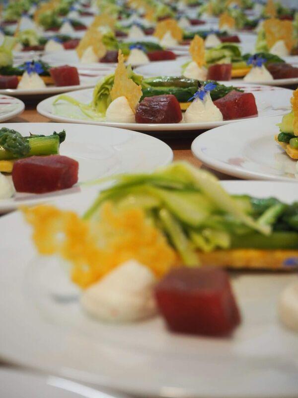 Chef Christophe Rich'art