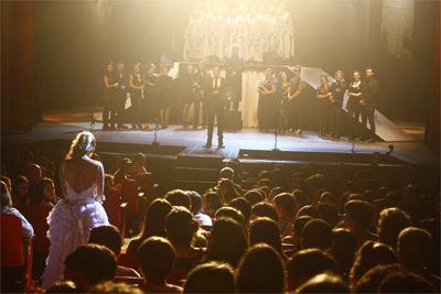 Teatro Carlos Gomes Foto: Julio Trindade