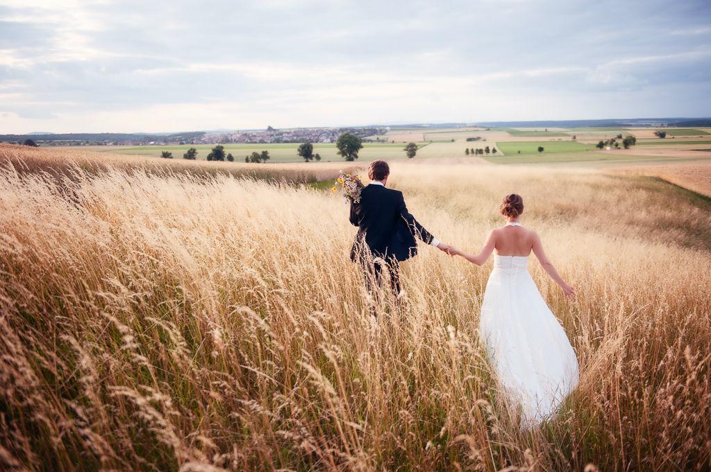Beispiel: Wunderschöne Hochzeitsfotos, Foto: Axel Link Photography.