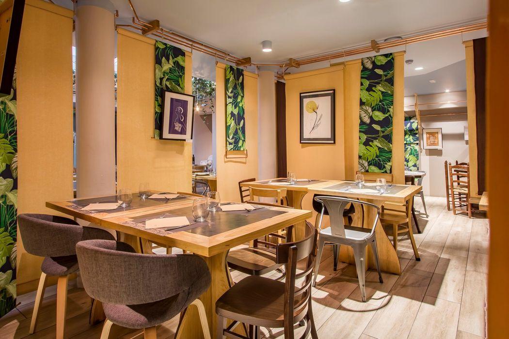 Restaurante Esencia al Cuadrado