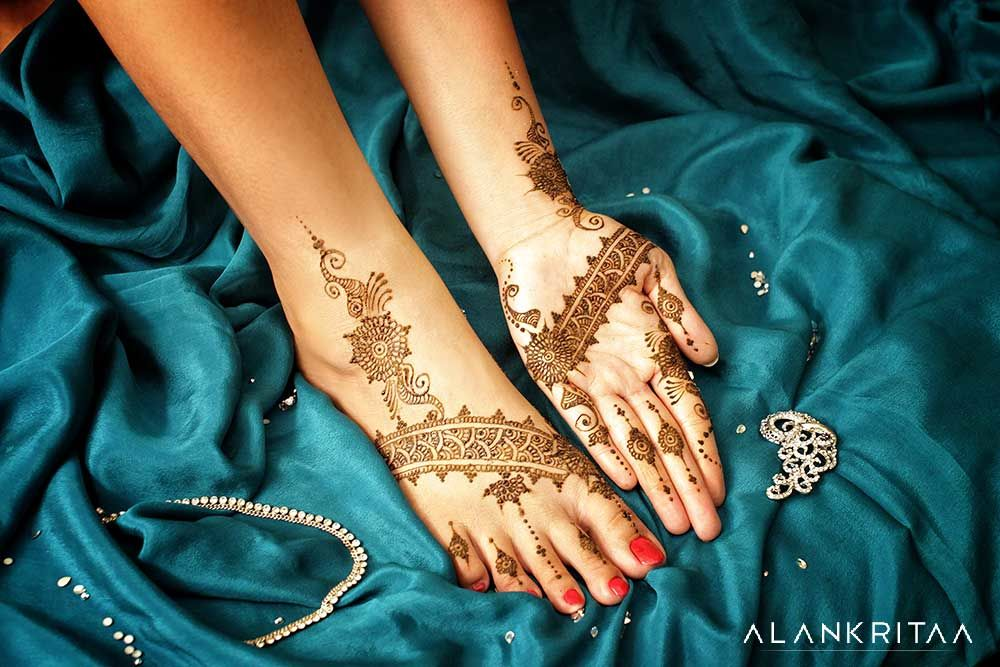 Alankritaa Mehndi By Rashi