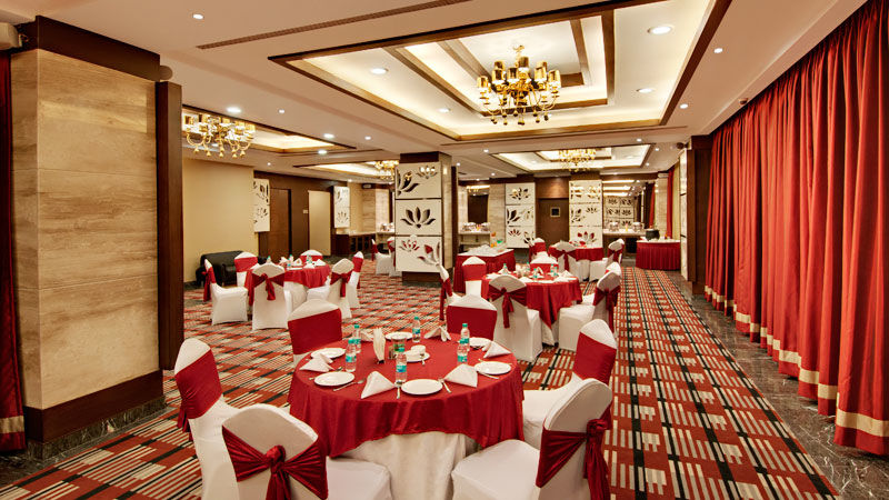 Golden Palms Hotel and Spa , Bangalore