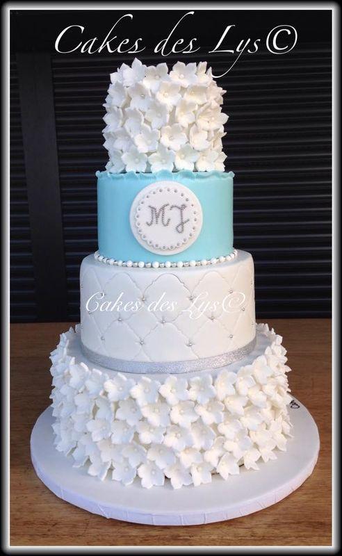 Cakes des Lys