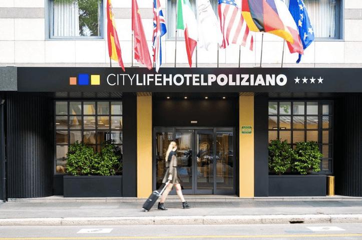 Hotel  Poliziano
