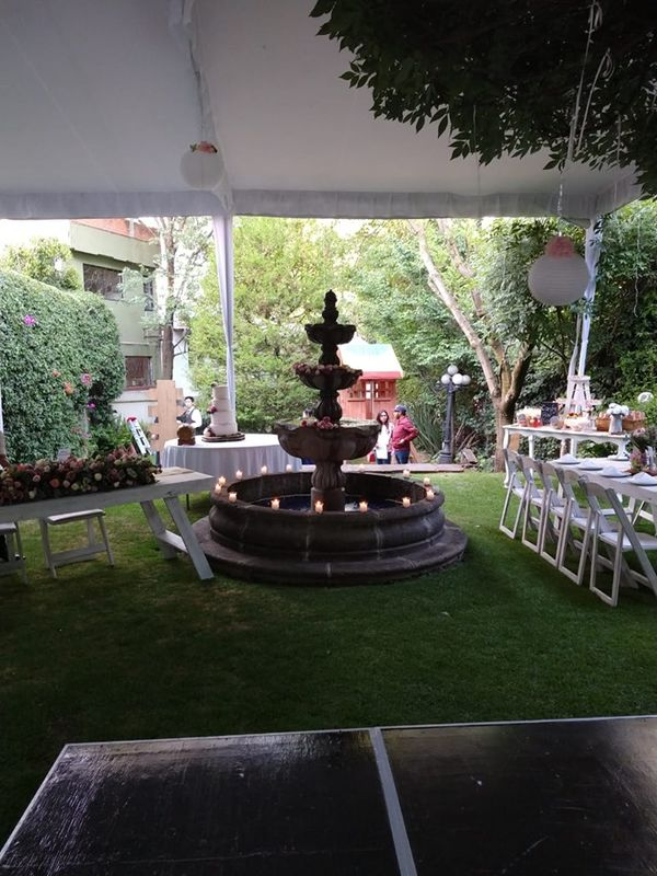 Jardín de Fiestas San Jerónimo