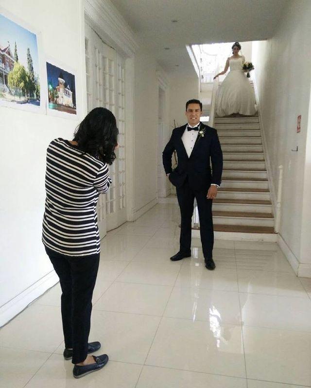 Jackie Lamas - International Wedding
