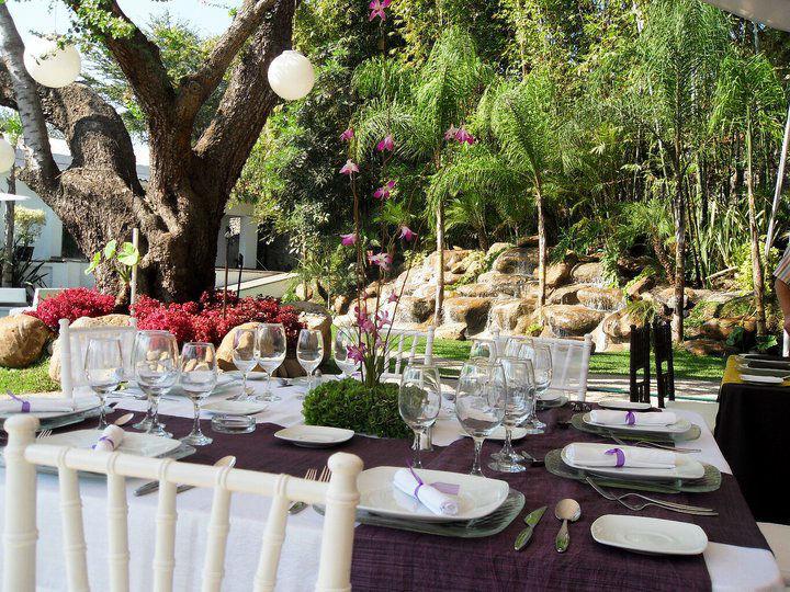 Jardín Paraíso en Morelos