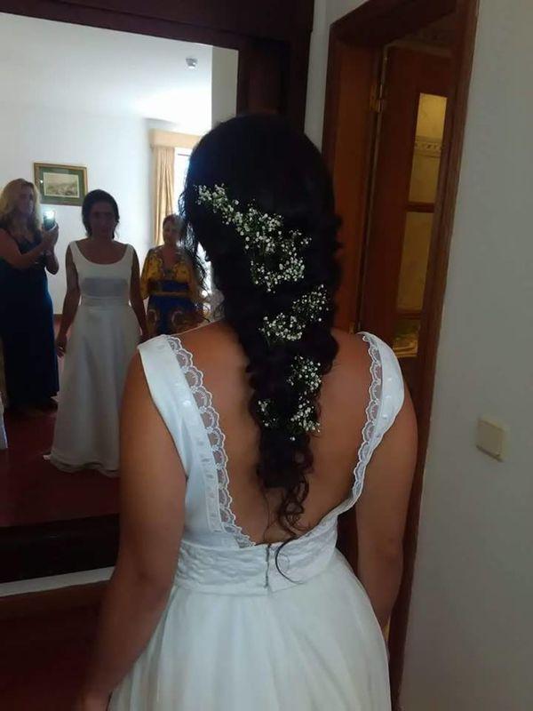Hair confort Noivas by Silvana Faustino
