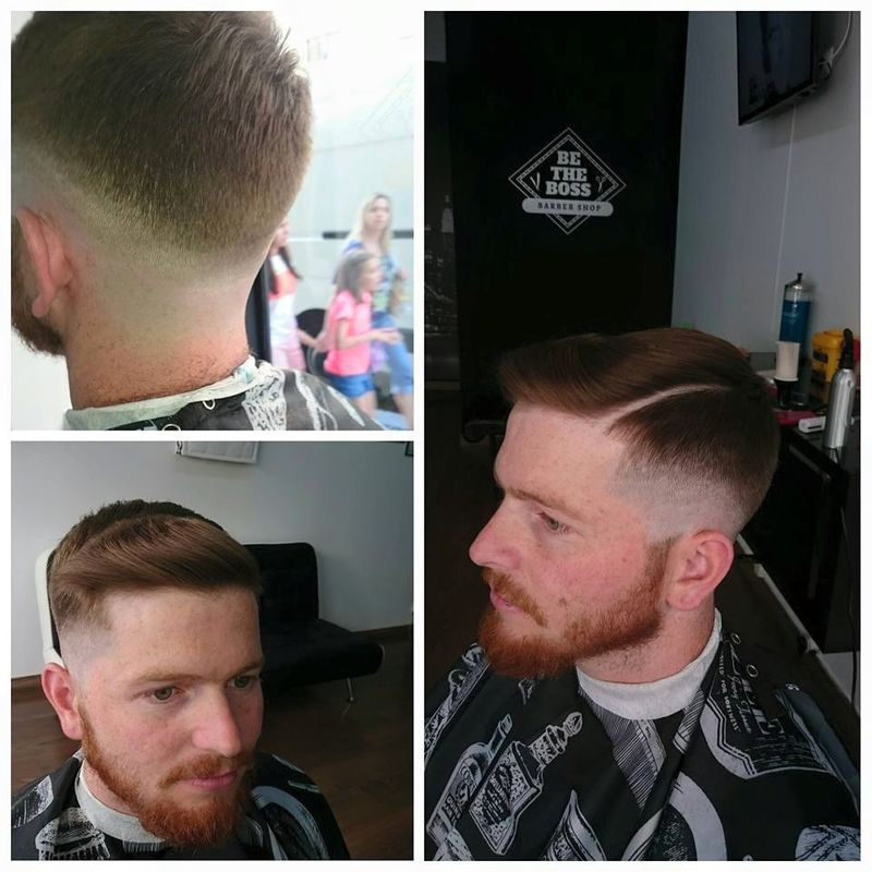 Be The Boss Barbershop