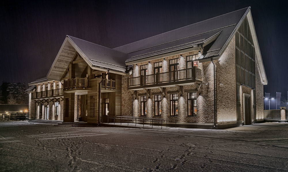 Ресторан Новорижская застава