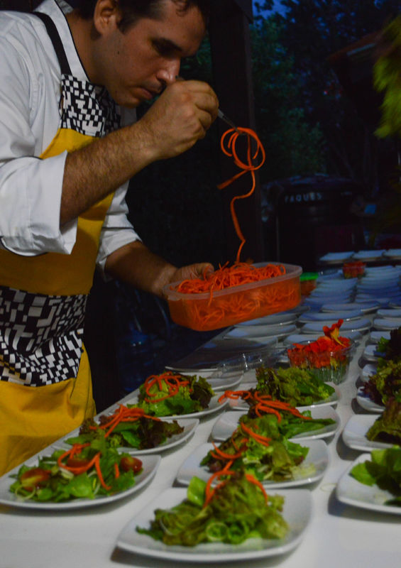 Catering Pierre Manchola