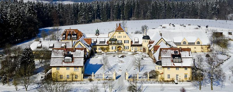 Beispiel: Hofgut in Bayern, Foto: Gut Sonnenhausen.