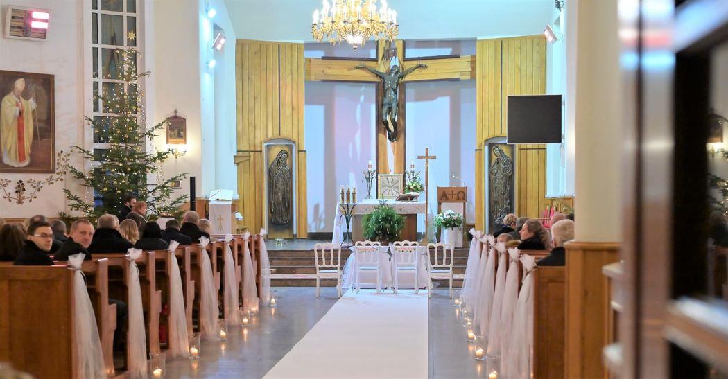 Chloris - dekoracje ślubne