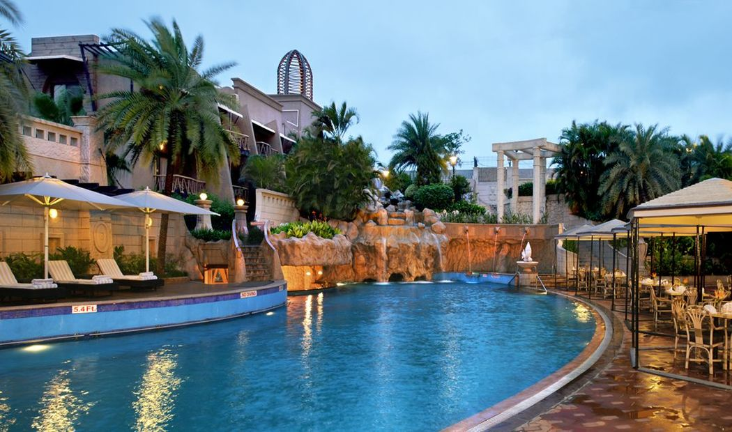 The Corinthians Resort and Club Pune