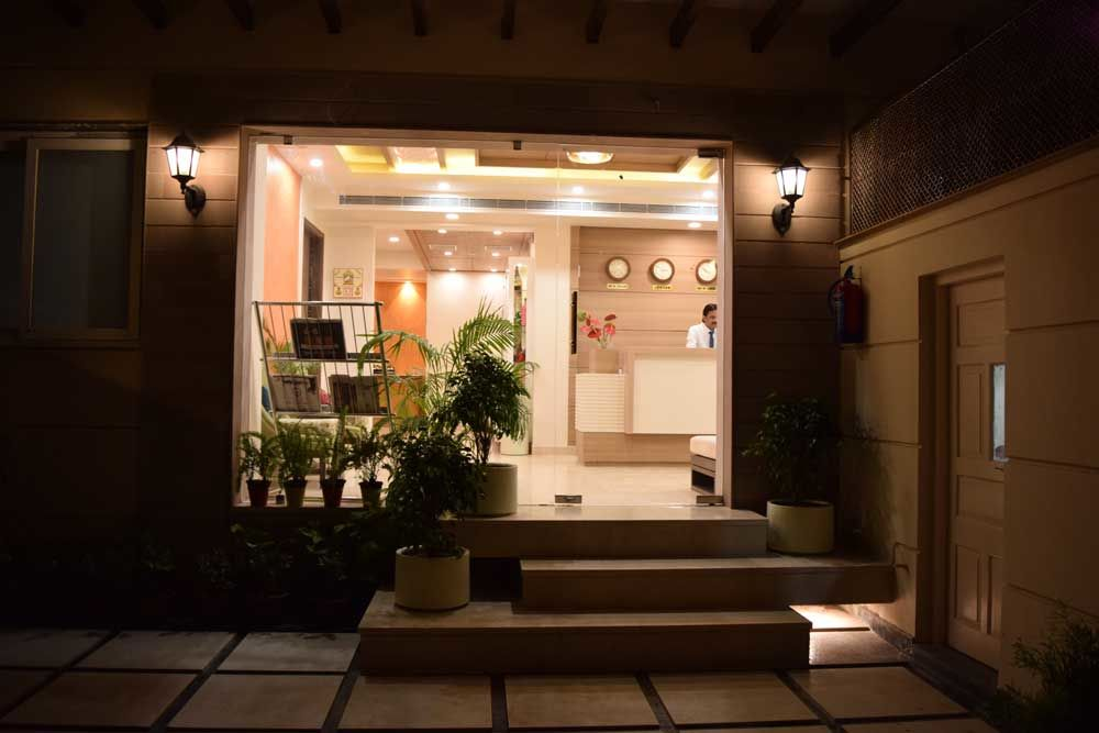 Hotel De Bougainvilla