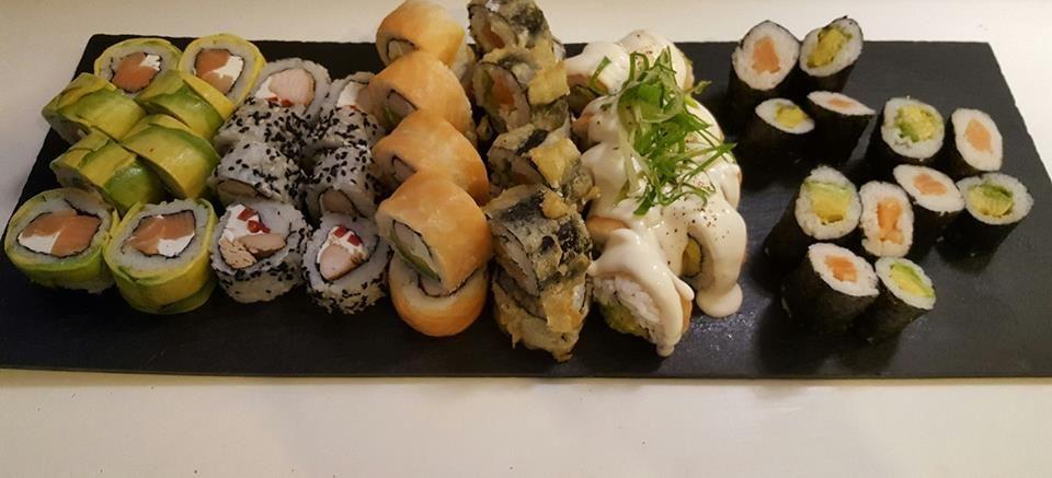 Mister Sushi y Algo Más