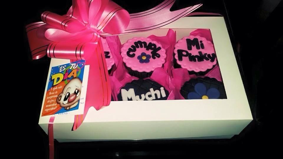 Cupcakes y Muffins Pebell´s
