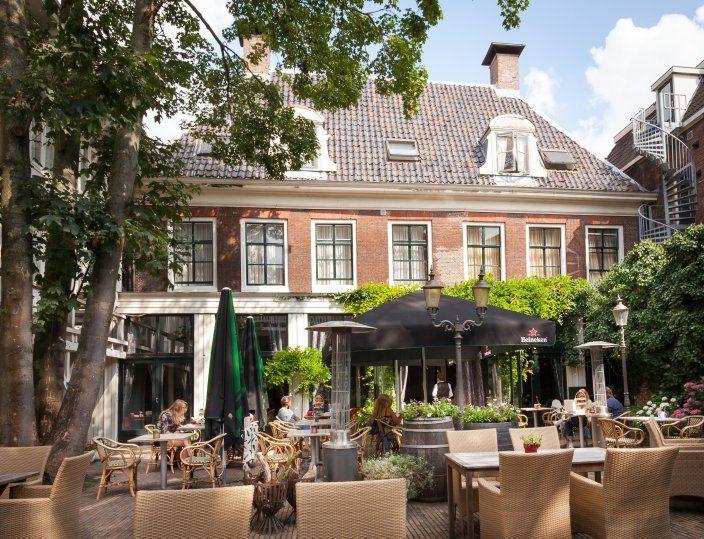 Hotel Schimmelpenninck Huys