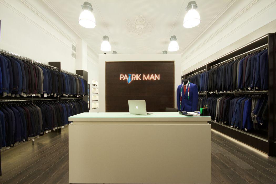 Магазин-ателье мужских костюмов Patrikman