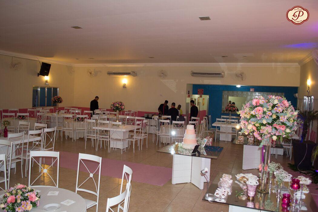 Passione Salão de Festas