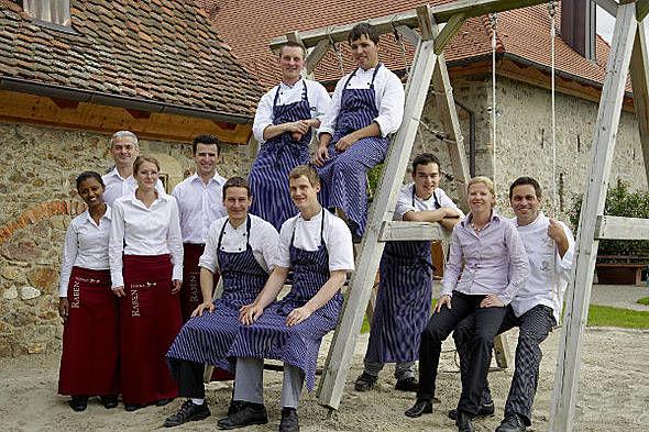 Beispiel: Team, Foto: Gasthaus zum Raben.