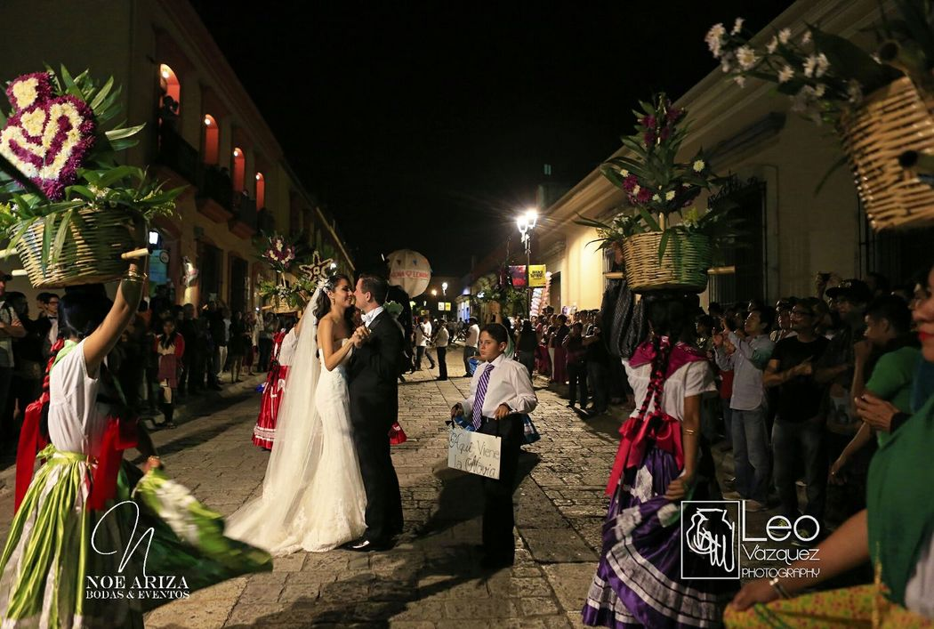Wedding Destination Oaxaca, México. Nov. 2014