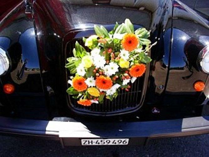 Beispiel: London Taxi - Ihr Hochzeitsauto, Foto: Londag.