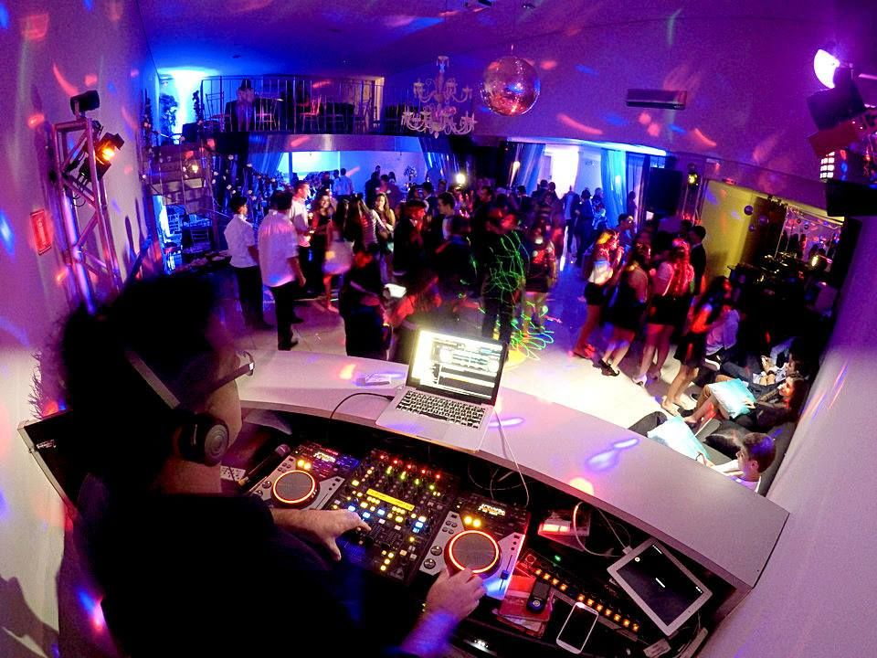DJ Roger Manosi