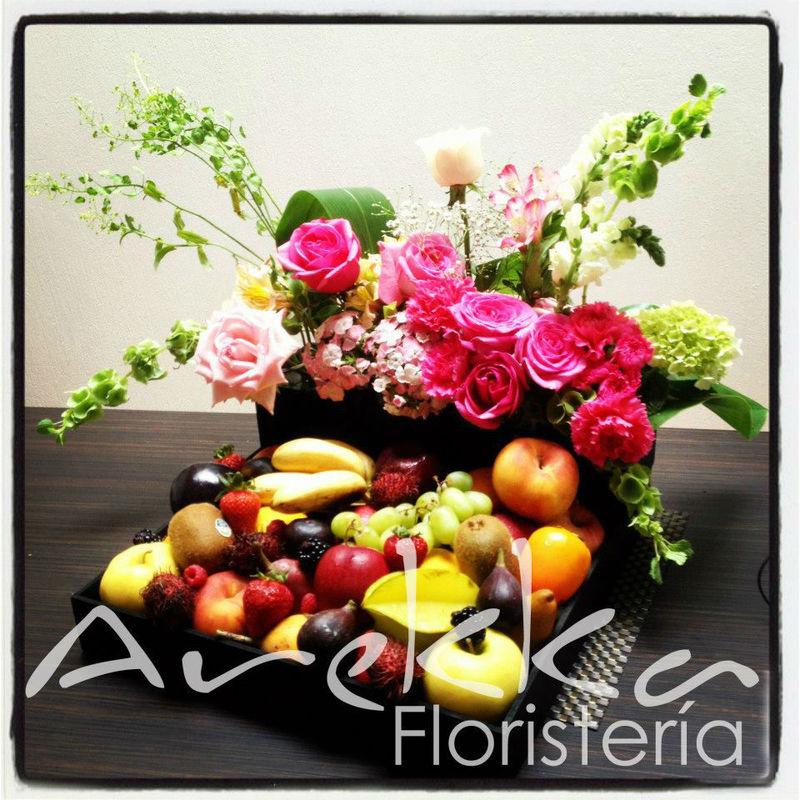 Arekka Floristería en el DF