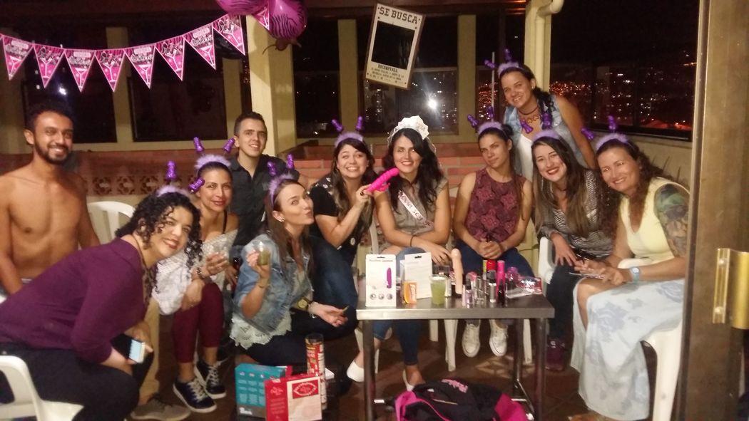 Pink Secret Medellín