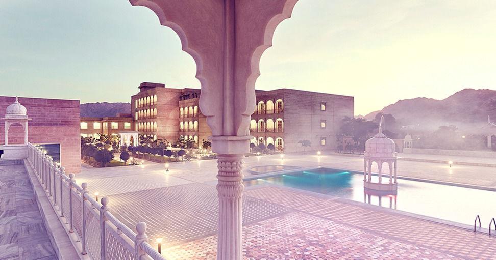 The Gateway resort, Ajmer