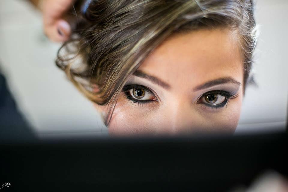 Silvana Maurente Make Up e Penteado Foto: Jonatha Bongestab
