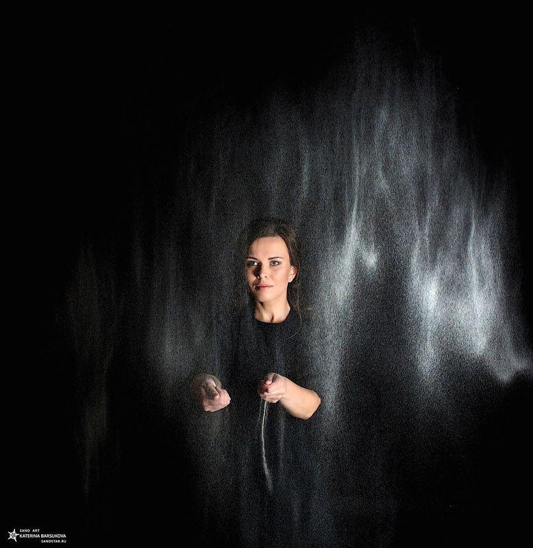 Песочное шоу-Катерина Барсукова