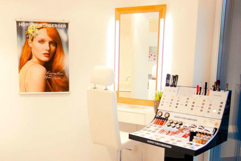 Jasmin Haberl cosmetics