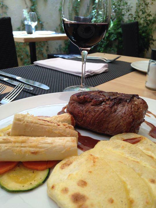 Restaurante El Falso Olivo