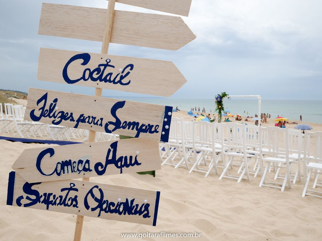 Casamento na praia, Costa da Caparica.