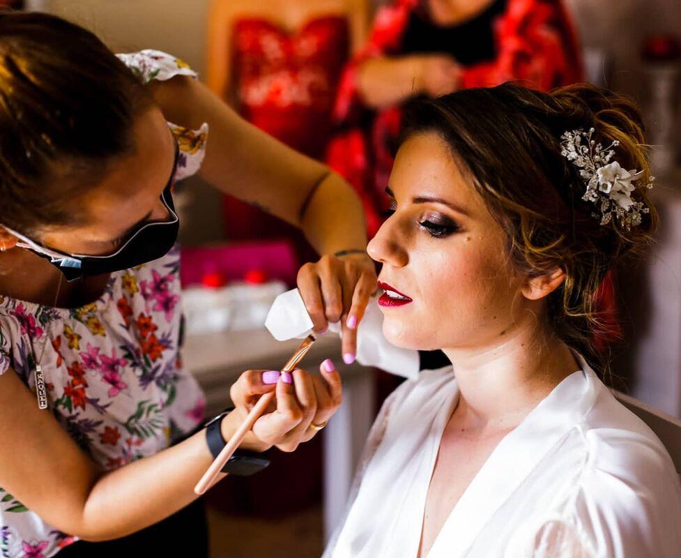 Rachel Makeup
