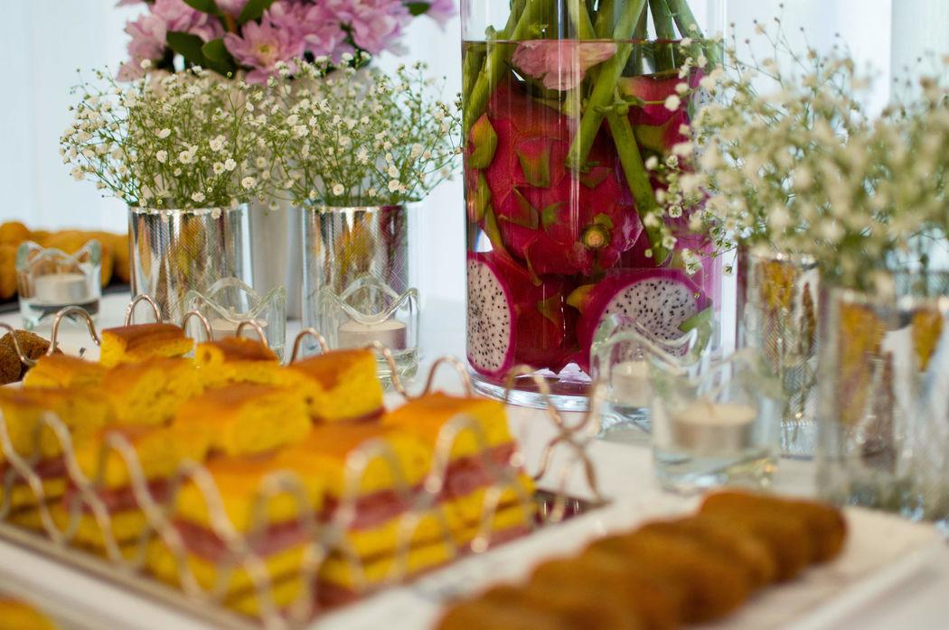 Pimenta em Flor - Party Styling
